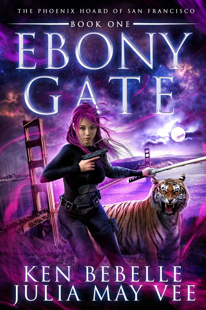 Ebony Gate ebook cover